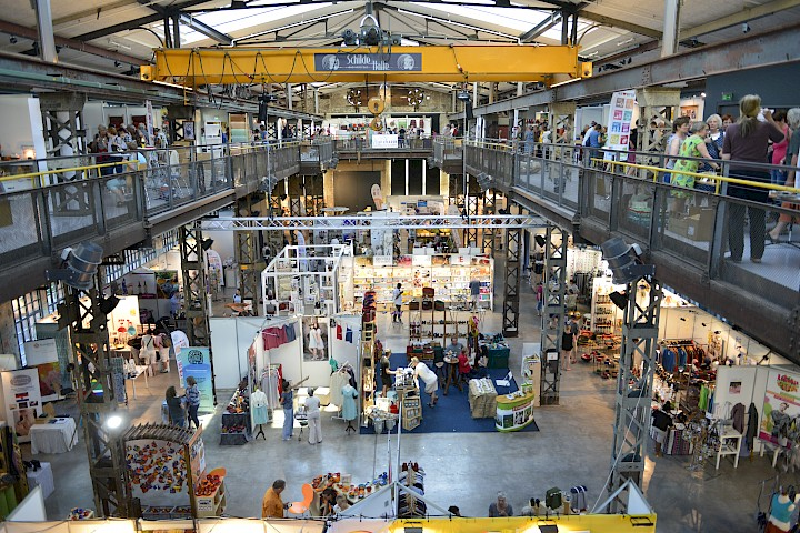 Fachmesse in der Schilde-Halle in Bad Hersfeld